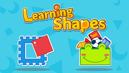 Learning Shapes- screenshot thumbnail