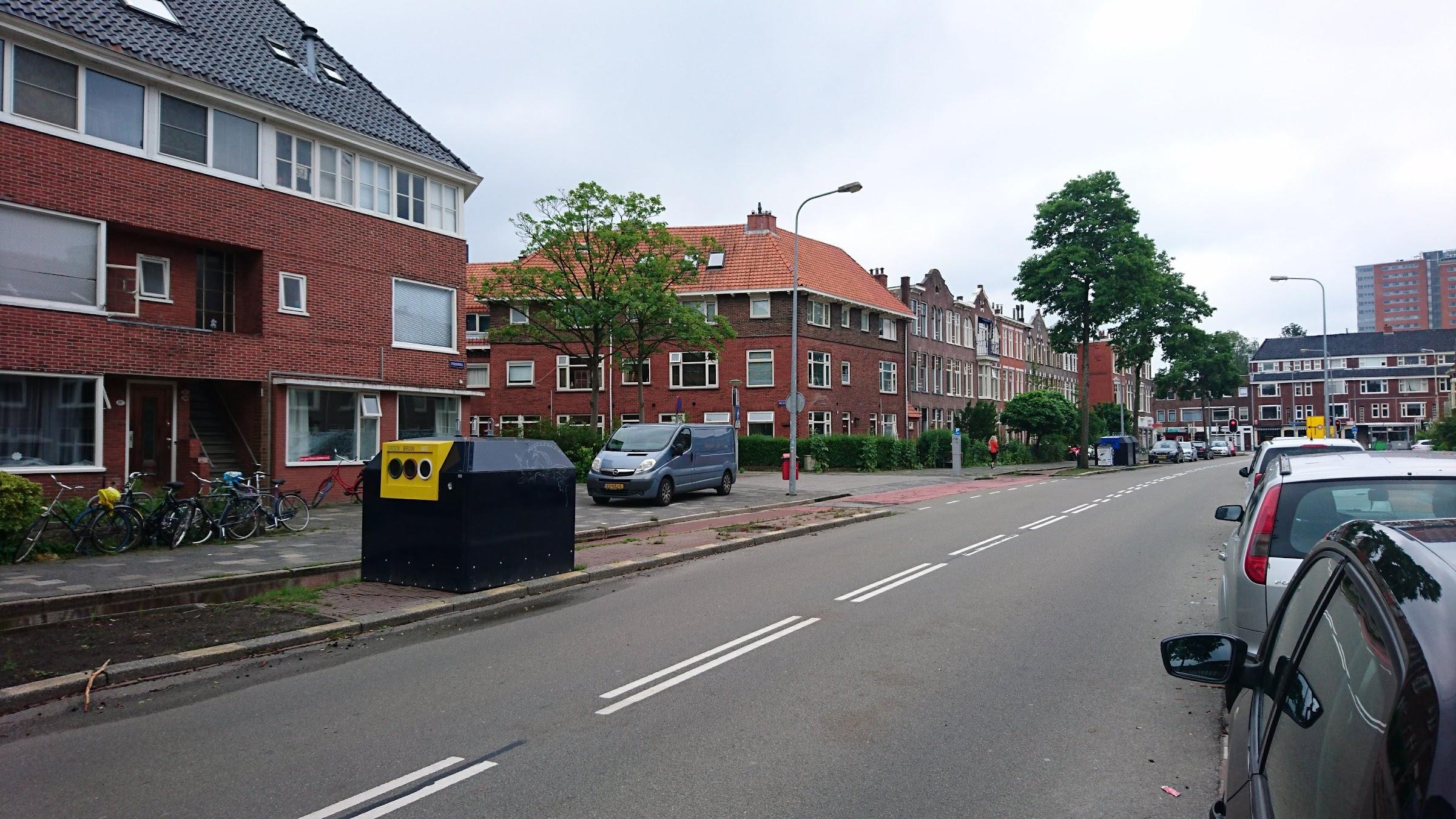 Glasbak Peizerweg