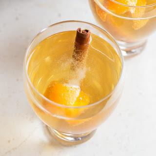 Apple Cinnamon Hard Cider Cocktail