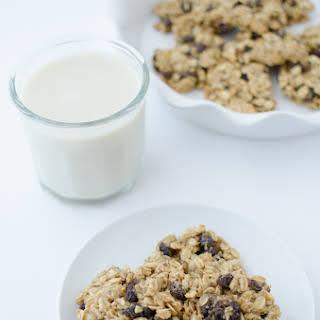 Mormor's Oatmeal Raisin Cookies.