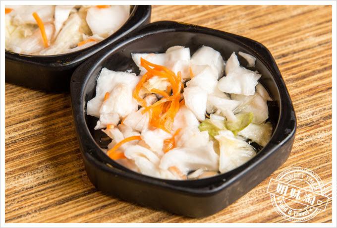 森本日式和風洋食堂泡菜
