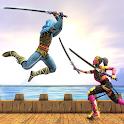 Ultimate Ninja Fight : Kungfu Ninja Combat 2019 icon