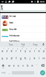 Télécommande Vocale SFR Free Bouygues Orange Capture d'écran