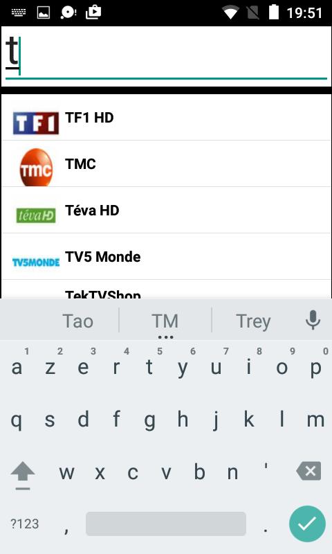 T l commande vocale sfr free bouygues orange android - Application telecommande orange ...