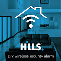 Hills Wireless Security Alarm icon