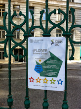 Photo: The eFLOWER Summer School took place at the Faculty Center of Biodiversity (pictured here) in Vienna, from 3 to 10 July 2013.