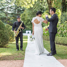 Wedding photographer Andrea Biganzoli (raccontareconla). Photo of 04.07.2016