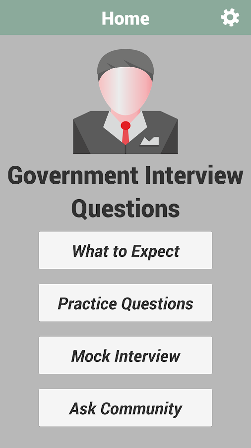 Government Interview Questions- screenshot