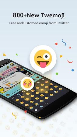 GO Keyboard Lite + Emoji 2.60 screenshot 219472
