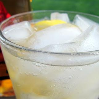 Early Grey Tea Gin and Tonic