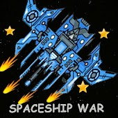 alien spaceship war shooting