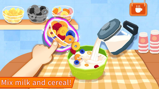 Baby Panda's Cooking Restaurant screenshot 2