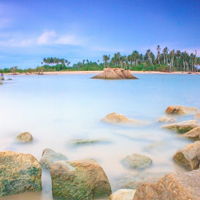 Kuala Dasar Beach by Fairul Izwan CreativeVision - Landscapes Waterscapes ( nd400, seascapes, gnd8, slowshutter )