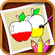 Download Fruits Coloring Book - Drawing Book & Kids Game For PC Windows and Mac