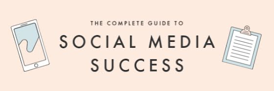Social Media Success - Email Header Template