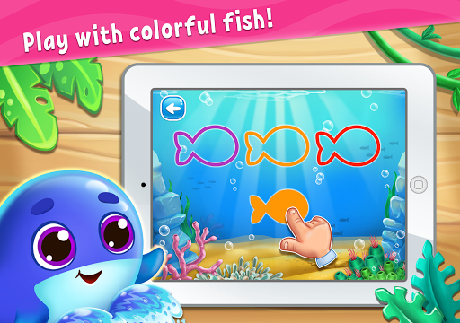 Colors for Kids, Toddlers, Babies - Learning Game filehippodl screenshot 9