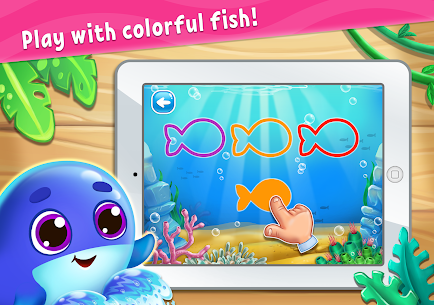 Colors for Kids, Toddlers, Babies – Learning Game 9