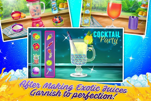 Summer Drinks - Refreshing Juice Recipes 1.0.6 screenshots 4