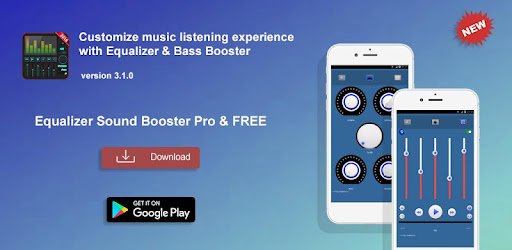 Equalizer Sound Booster pro
