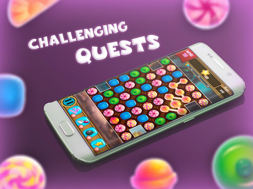 Puzzle Games: Candy, Jelly & Match 3 13.0 screenshots 2