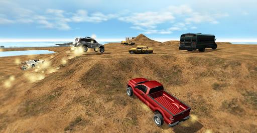 4x4 Car Crash Derby