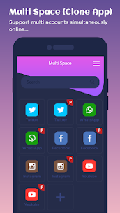 Duel Space – Multiple Accounts & Parallel APP 1