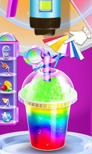 Slushy Bar - Frozen Ice Drinks- screenshot thumbnail
