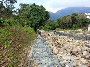 Photo: 鳳塘石澗下段