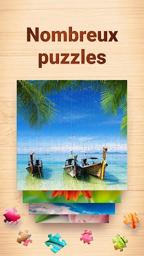 Puzzles - Jeu de сasse-têtes logiques fond d'écran 2