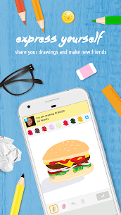 Draw Something MOD Apk (unlimited effects) 1