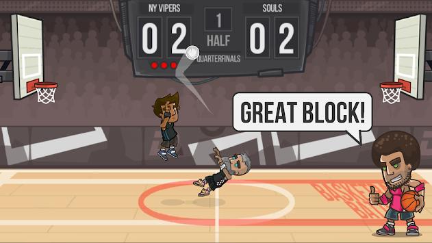 Basketball Battle apk screenshot