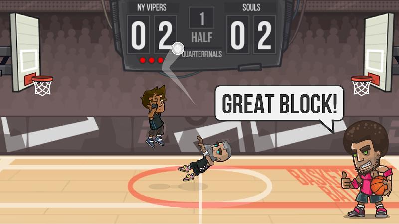 Basketball Battle Screenshot 6