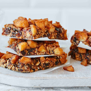 Gluten-free Apple Granola Bars