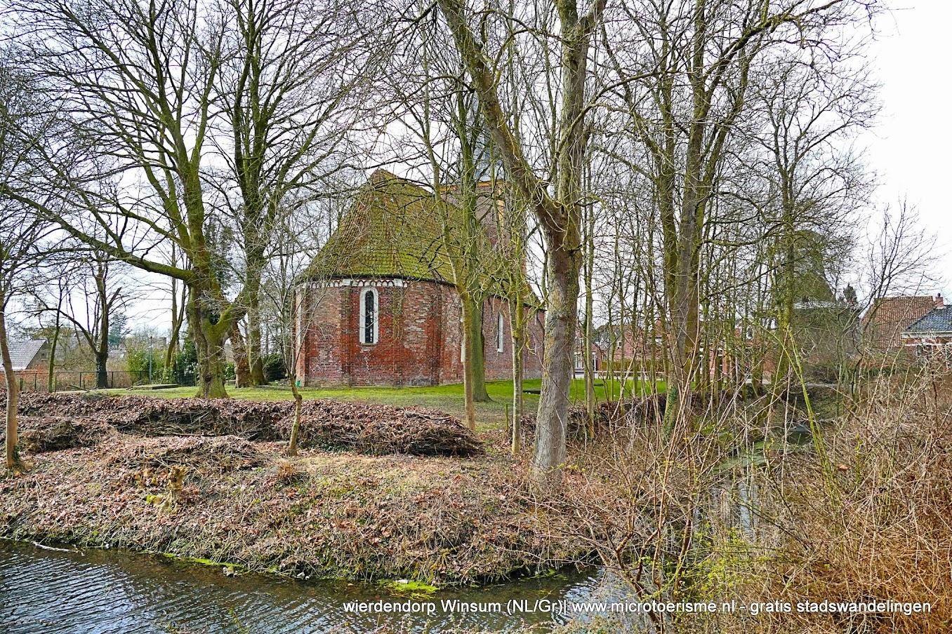 Aangeboden door: Stichting Microtoerisme InZicht Fotoblog Winsum toren kerk nederlands hervormd