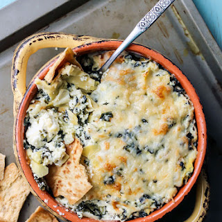 Greek Yogurt Artichoke Dip Recipes.