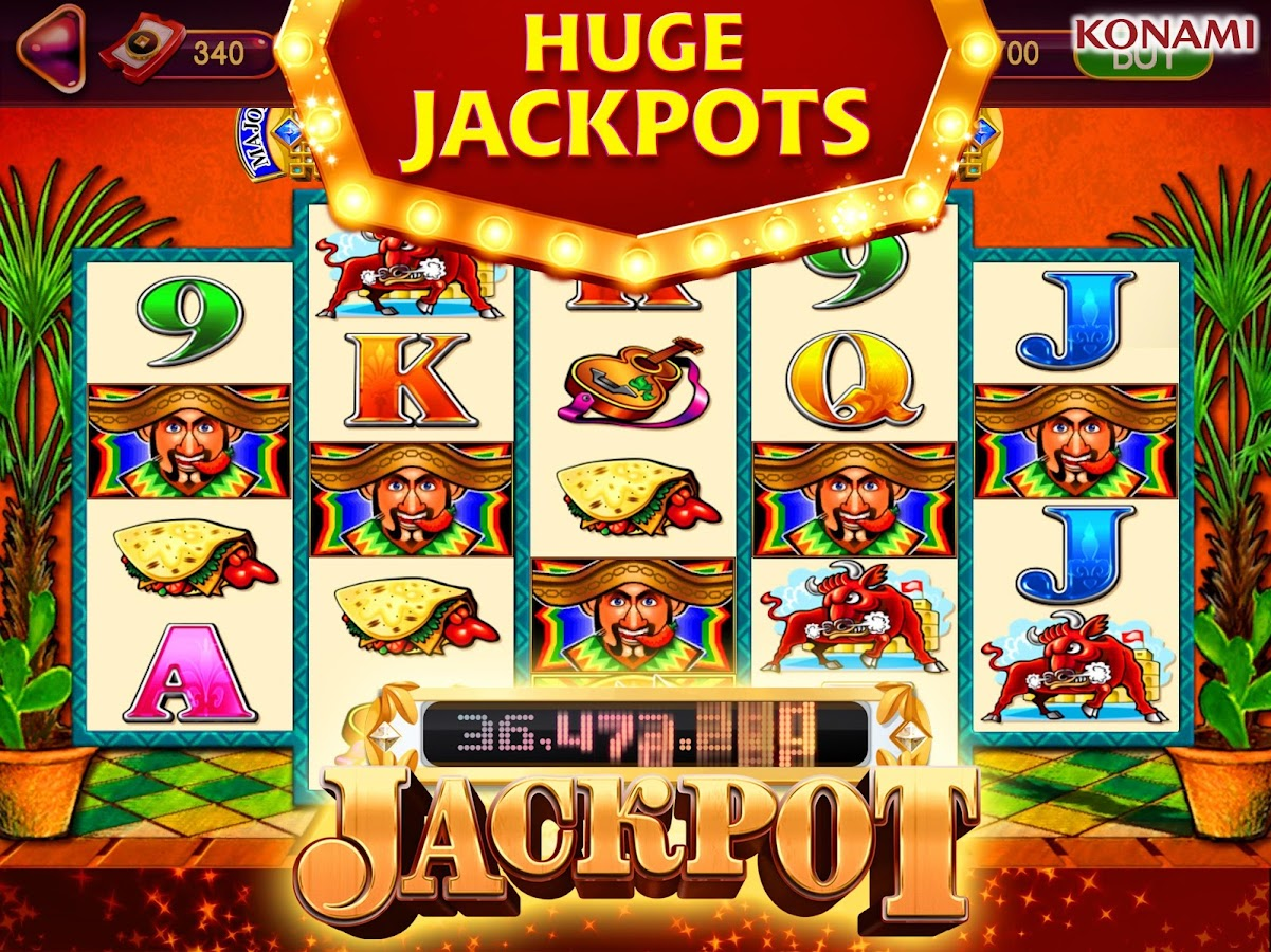 slot machine games casino