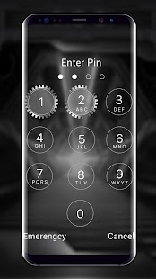 3D Hero Lock Screen - Pattern & Password Lock - náhled