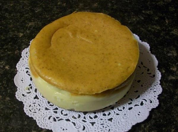 Pumpkin Chai Cheesecake Recipe