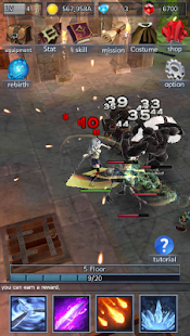 DarkWarrior hack apk