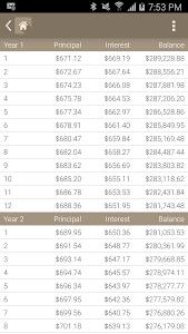 HPB Mortgage Loan Calculator screenshot 4