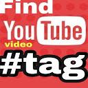 YouTube tag icon