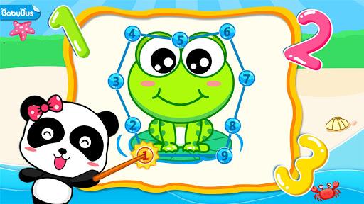 すうじつなぎ-BabyBus 子ども・幼児向け教育アプリ