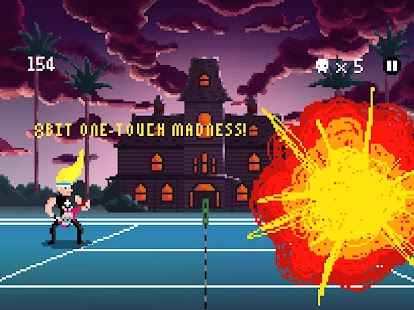 Heavy Metal Tennis Training- screenshot thumbnail