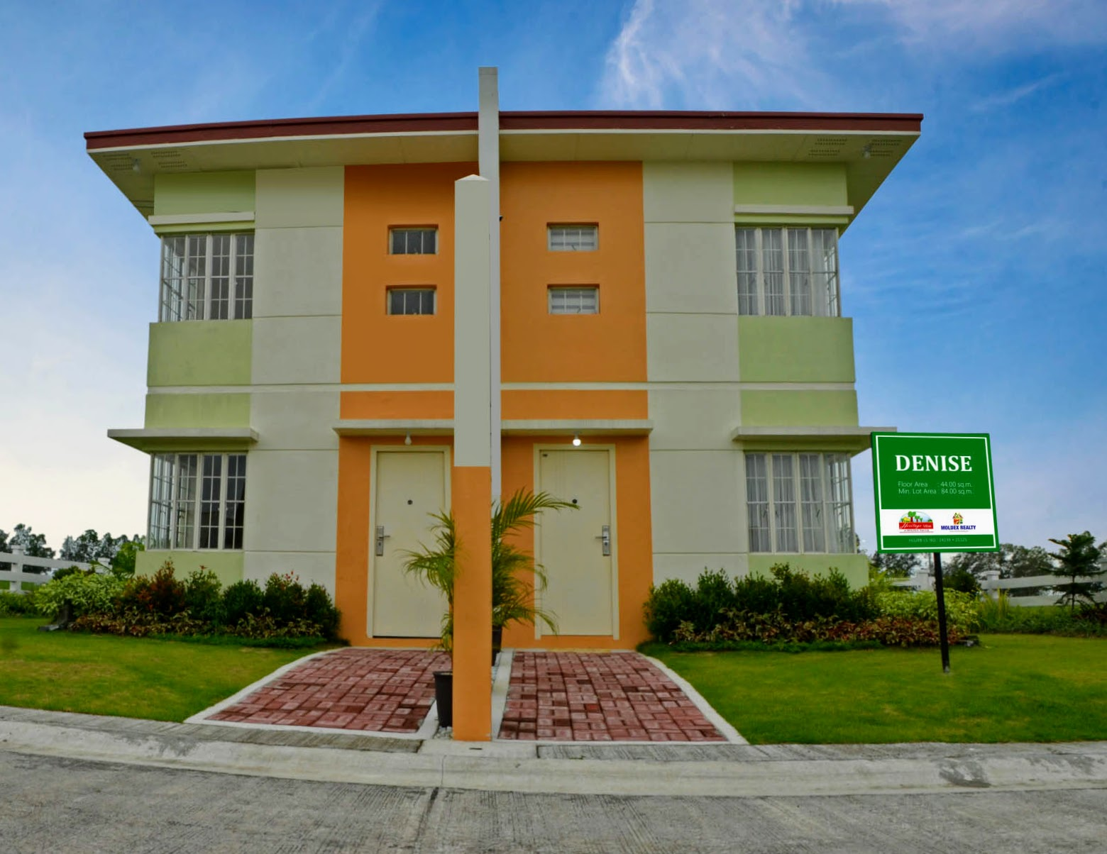 Heritage Angeles, Pampanga Denise unit
