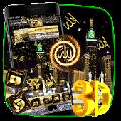 Makka Madina 3D Glass Tech Theme Android APK Download Free By ThemesDesignStudio