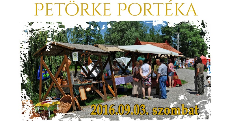 Petörke Portéka 2016.09.03
