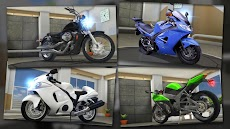 Traffic Speed Rider  - リアルモトレーシングゲームのおすすめ画像4