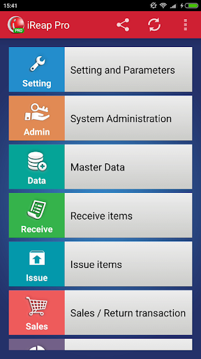 IREAP Pro POS (Point of Sale) Online & Offline screenshots 1