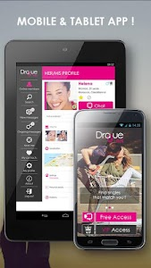 DRAGUE.NET : free dating screenshot 9