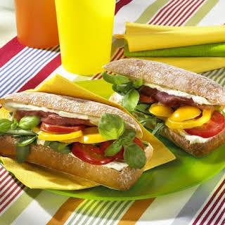 Italian Ciabatta Sandwich Recipes.